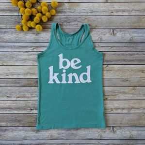 Old Navy Be Kind Graphic Tank Top